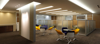 General Materials Manufacturer / Okamura's Designed Workplace Showcase