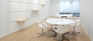 Cloud Testing Service, Inc. / Okamura's Designed Workplace Showcase