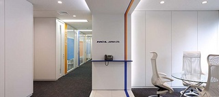 HCL JAPAN LTD. / Okamura's Designed Workplace Showcase
