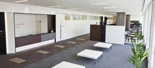 Fuji Xerox Learning Institute Inc. / Okamura's Designed Workplace Showcase