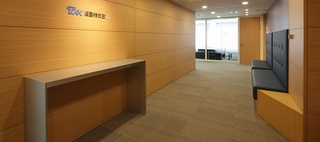 Takashima & Co., Ltd. / Okamura's Designed Workplace Showcase