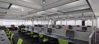 Goto Ikueikai Education Foundation Tokyo City University / Okamura's Designed Workplace Showcase