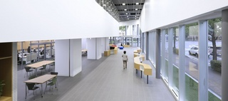 Sendai Oroshisho Center / Okamura's Designed Workplace Showcase