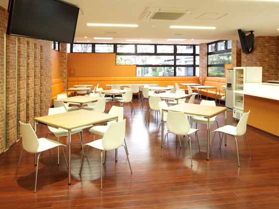 TANITA Corporation/【Café area】Healthy restaurant