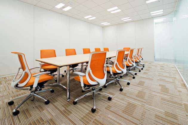 Nippon Meat Packers, Inc./【Guest meeting room】The guest meeting rooms for visitors with different furniture selected for each room