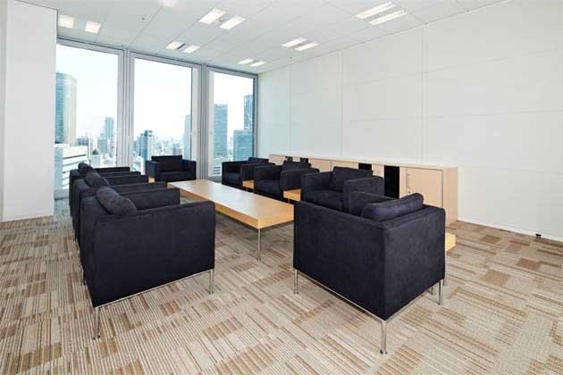 Nippon Meat Packers, Inc./【Guest room】The guest rooms for visitors with different furniture selected for each room