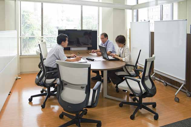NTT West Kumamoto Branch/【Communication area】Utilizes ICT tools to support efficient operations