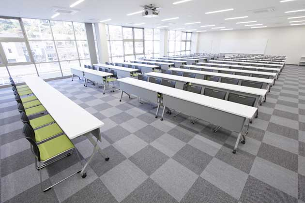 Shimizu Agricultural Cooperative/【Meeting room】A meeting room with a refreshing image