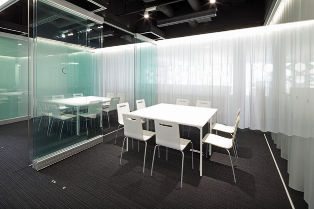 JA Tokyo Musashi/【Multi Street】A multipurpose space established in the center of the work area