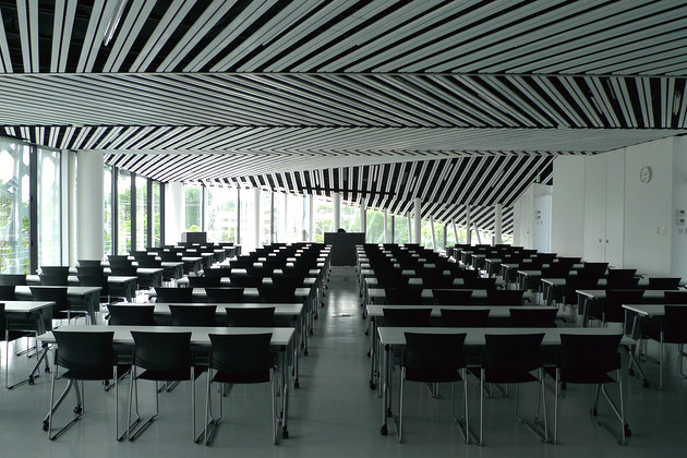 JA Tokyo Musashi/【Large conference room】Usable for parties, exhibitions, and lectures, this room can also be divided into three smaller rooms