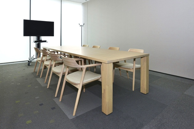 Sumitomo Wiring Systems, Ltd./【Reception room】Furniture and interior finishing vary by room.