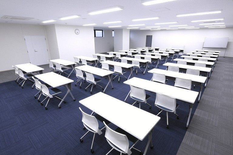 Sendai Oroshisho Center/【Conference room】This conference room accommodates various needs of the association and its members.