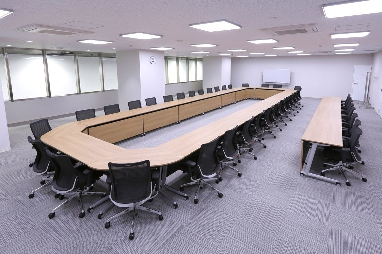 Sendai Oroshisho Center/【Special conference room】This conference room is used by the association board of directors and committees.